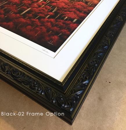 Black 02 Frame Detail