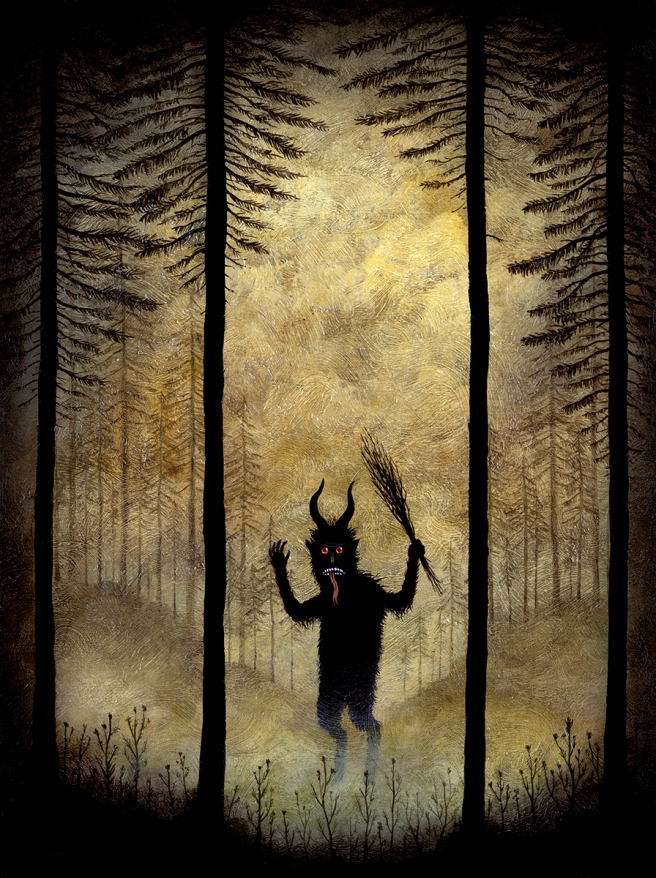 Krampus in the Wild